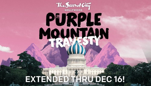 Purple Mountain Travesty