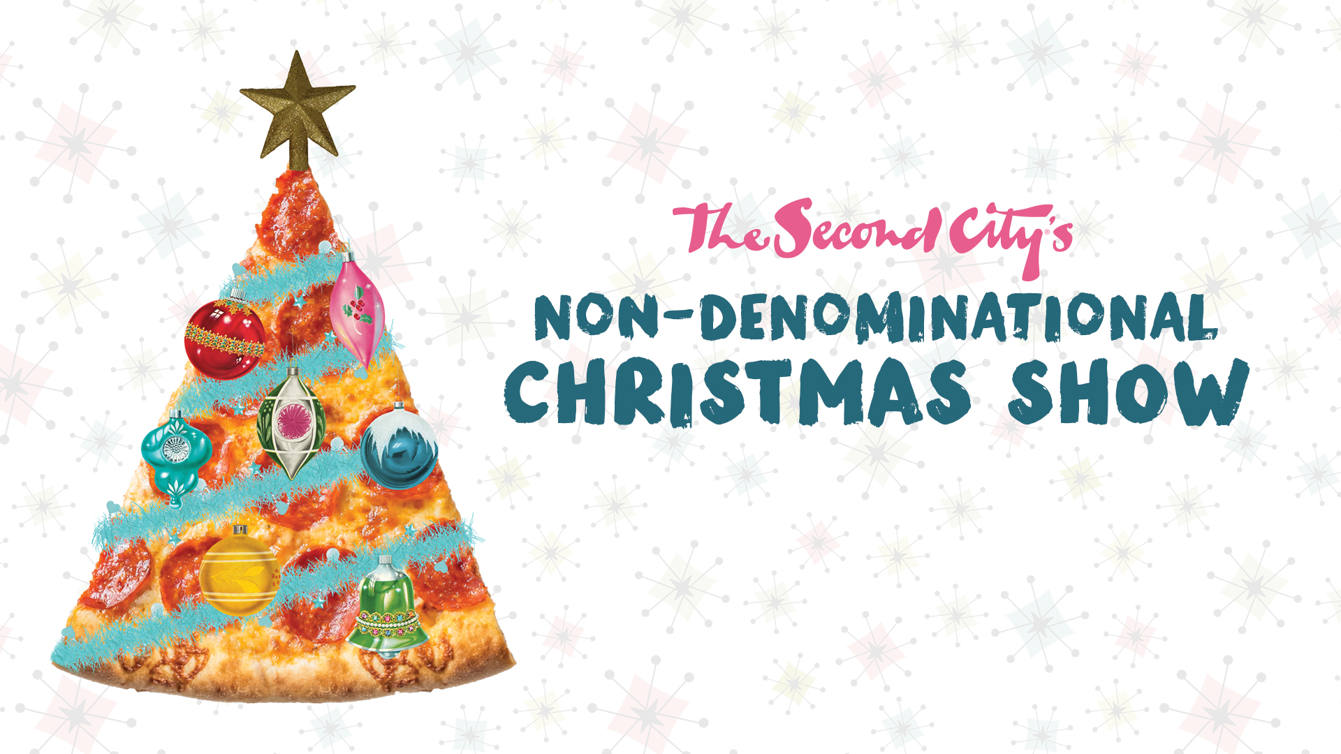 The Second City's Non-Denominational Christmas Show