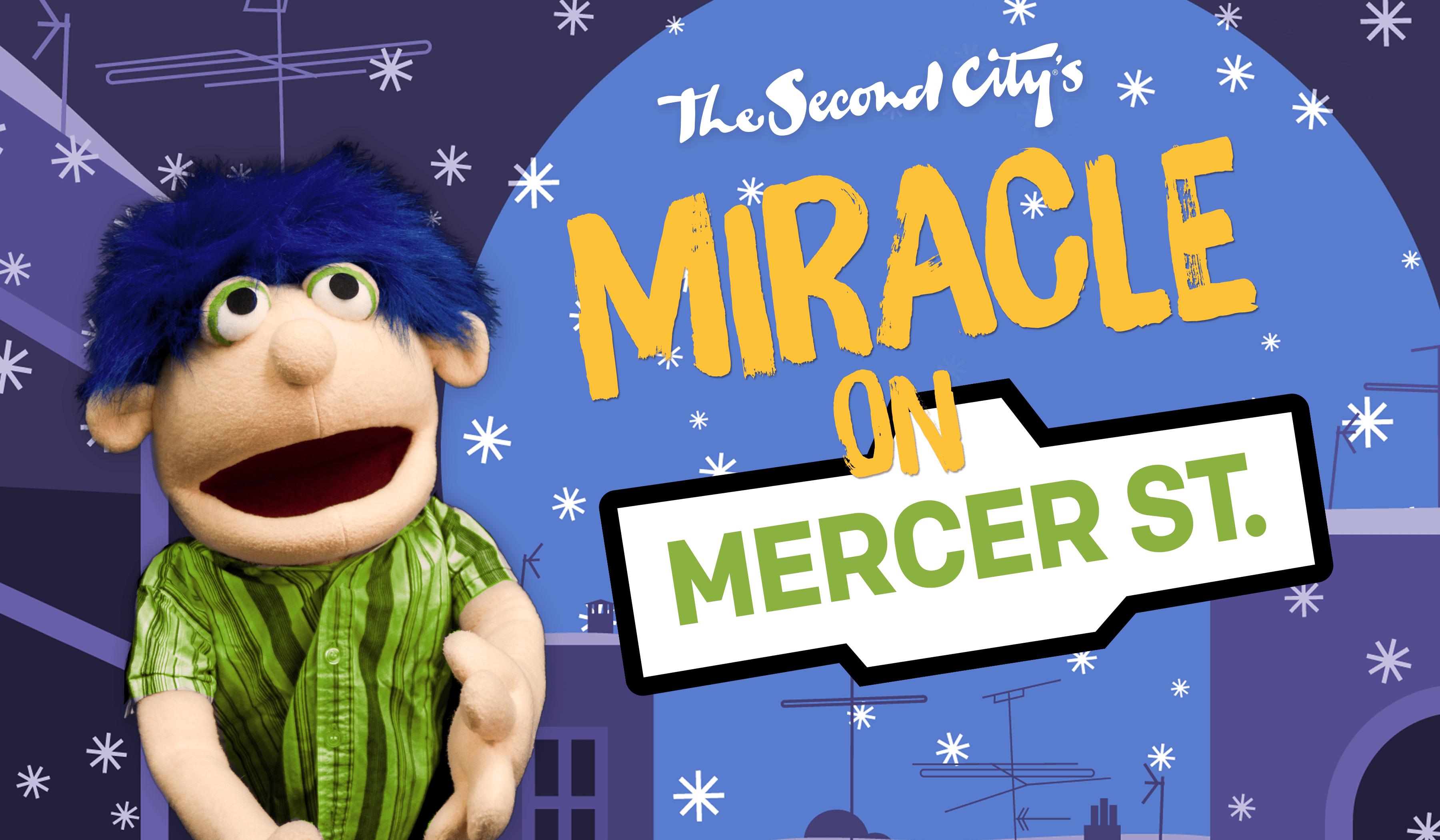 Miracle on Mercer Street