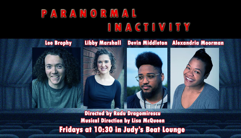 Paranormal Inactivity