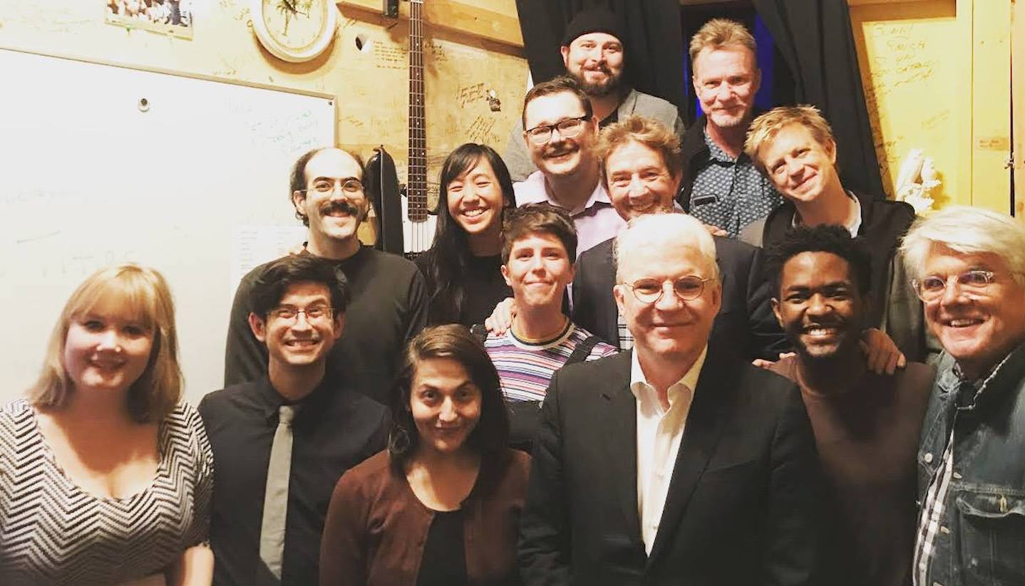 Steve Martin And Martin Short Swing By The Second City Mainstage