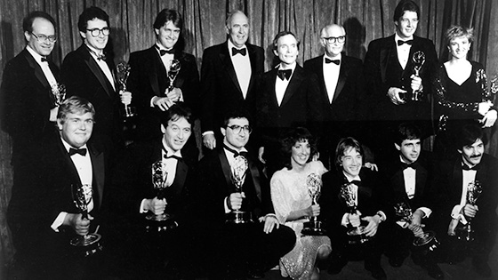 Second City in 1983