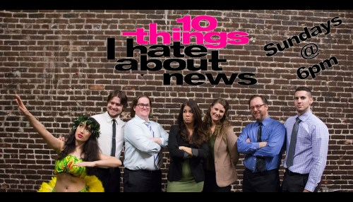 10 Things I Hate About News