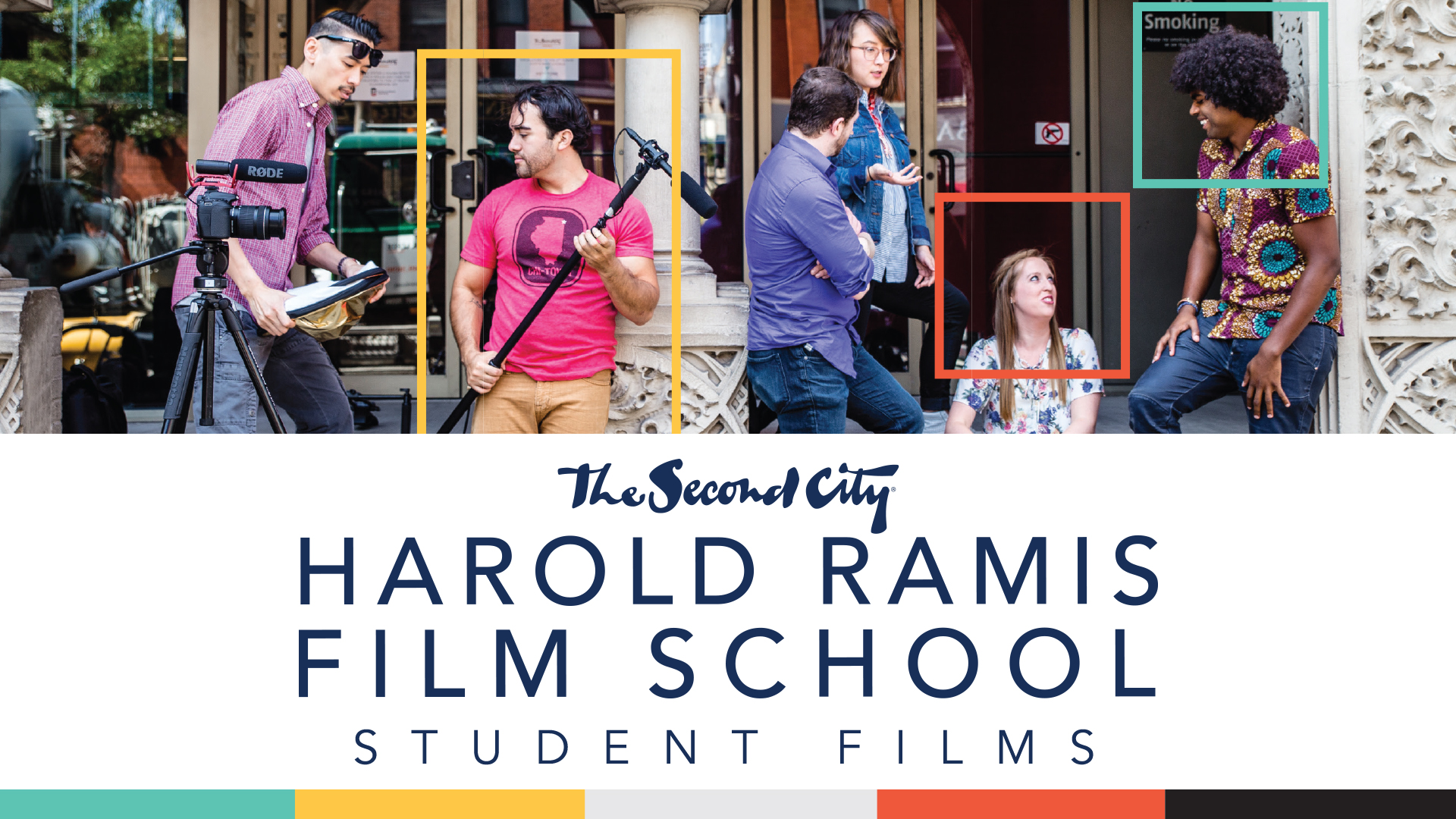 Watch Now: The First Shorts Created By Harold Ramis Film School Students