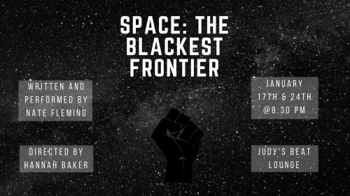 Space: The Blackest Frontier