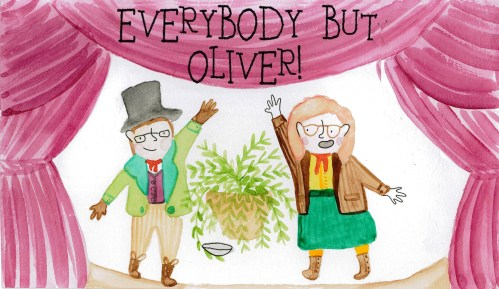 Everybody But Oliver!