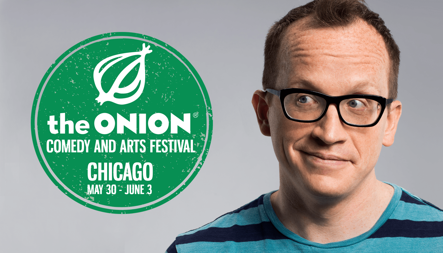 The Onion Comedy & Arts Festival presents: Chris Gethard