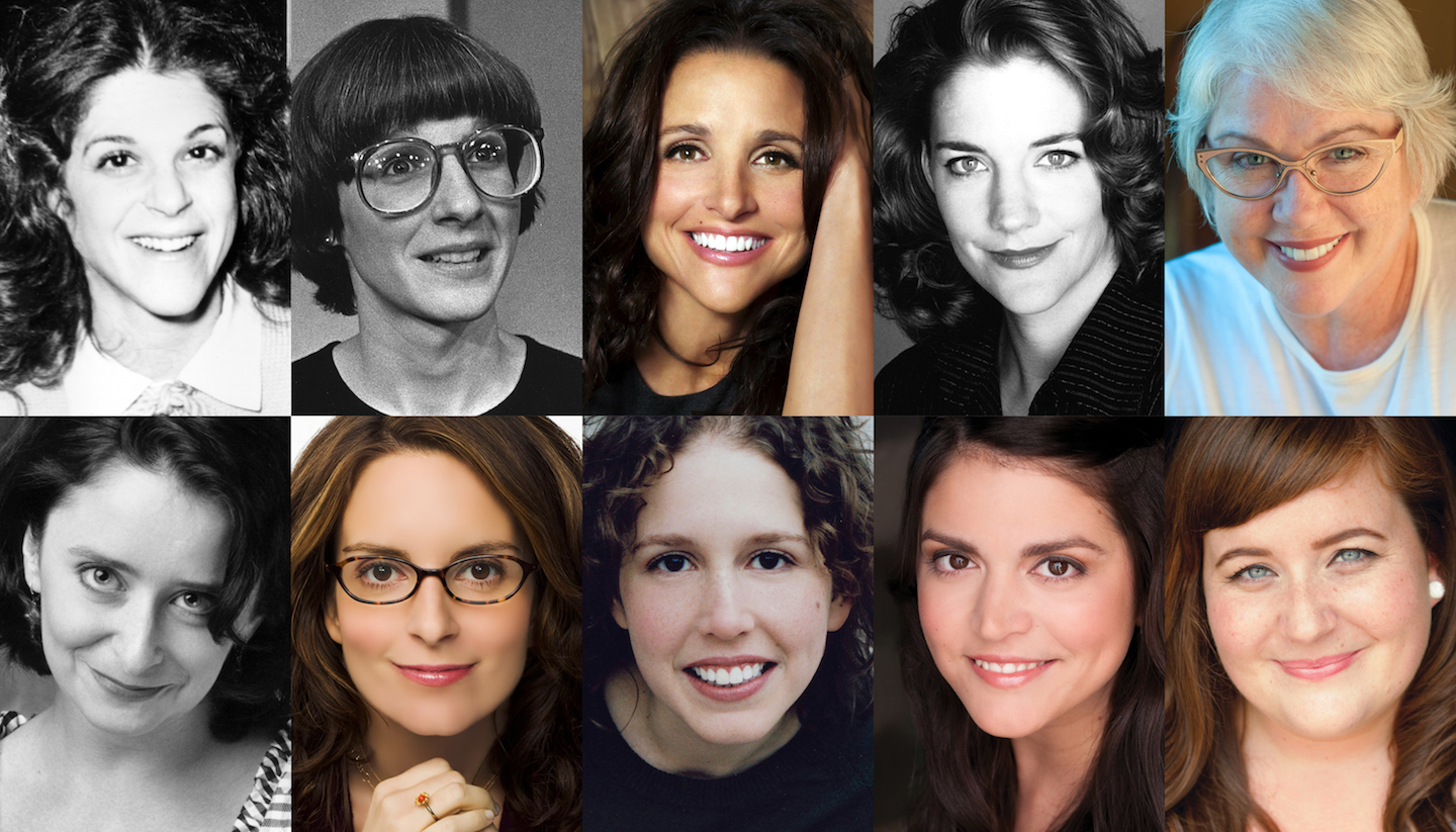 10 Women Who Slayed The Second City Before (And After) 'SNL'