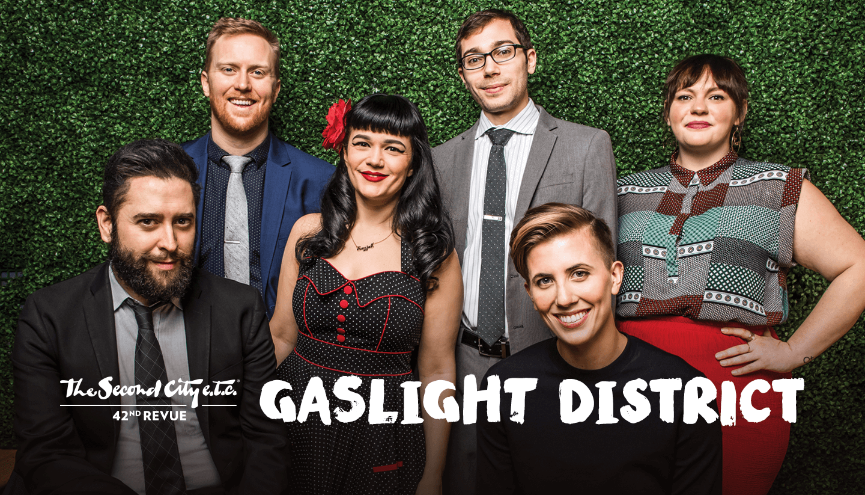 Gaslight District