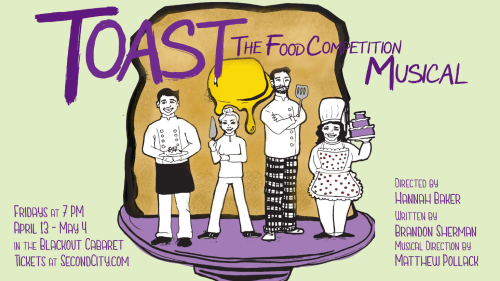 Toast! The Food Competition Musical