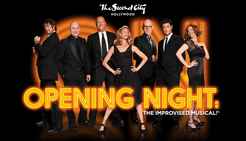 Opening Night: The Improvised Musical