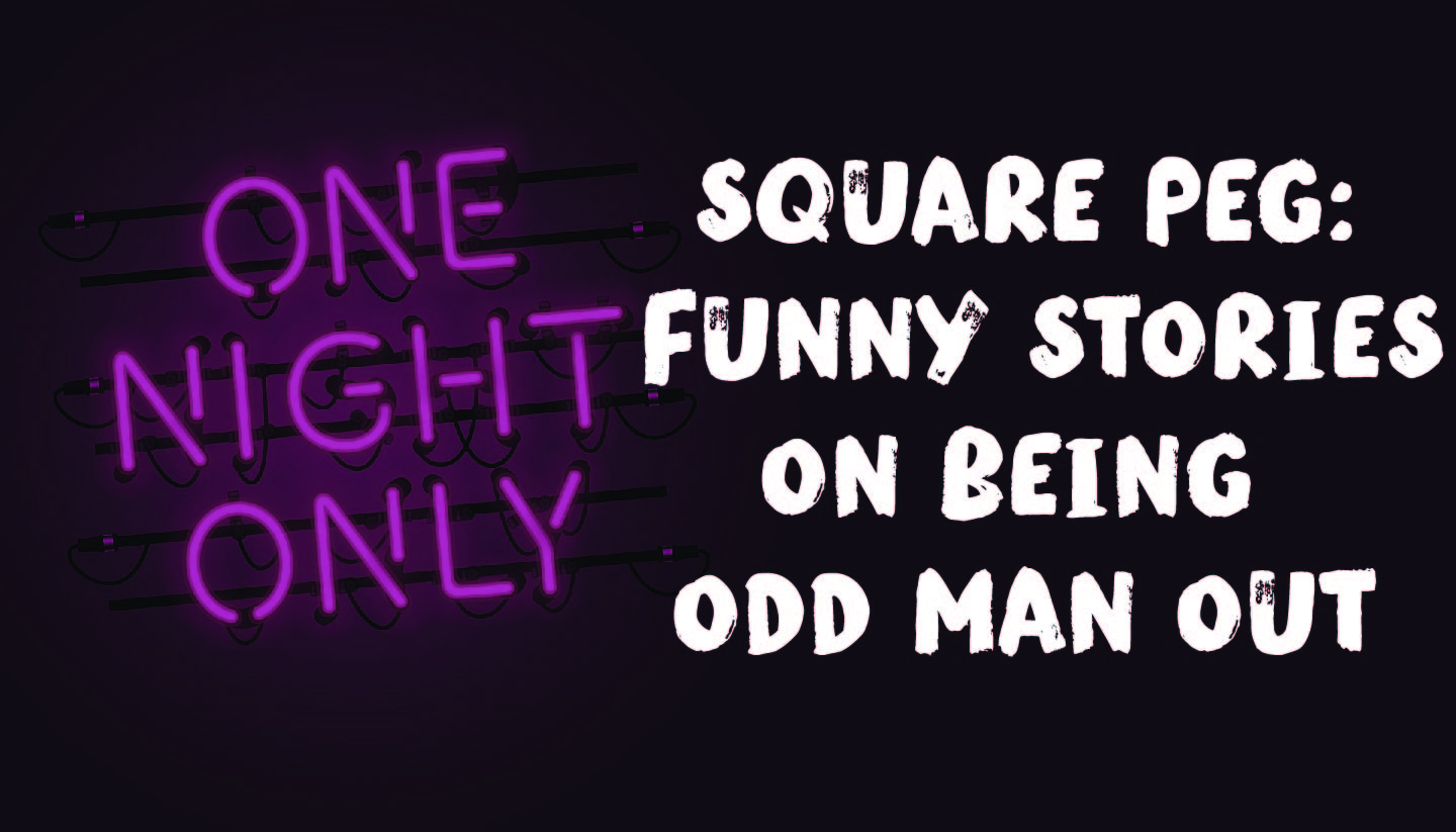 Square Peg: Funny Stories on Being Odd Man Out
