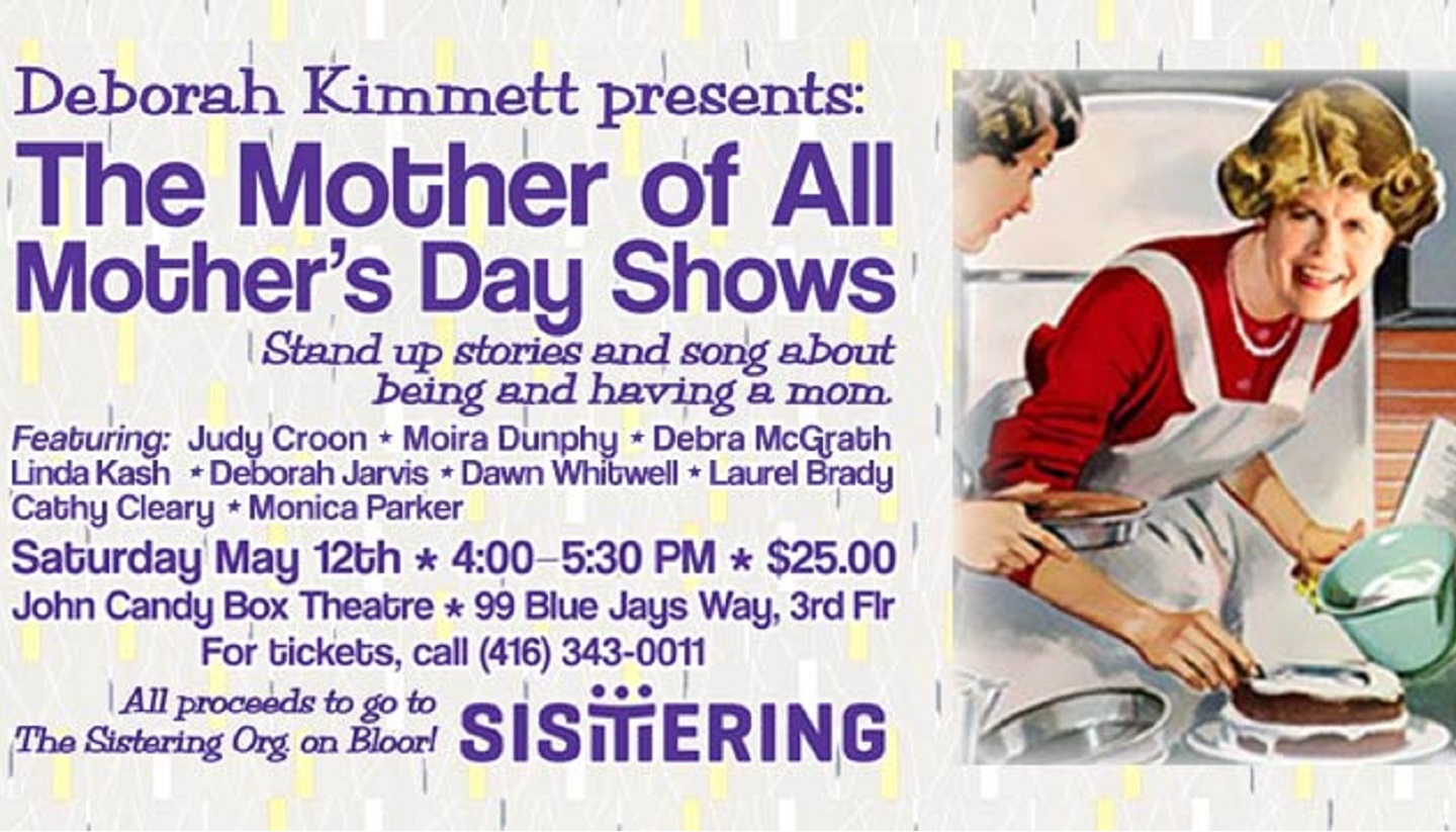 The Mother of All Mothers Day Shows