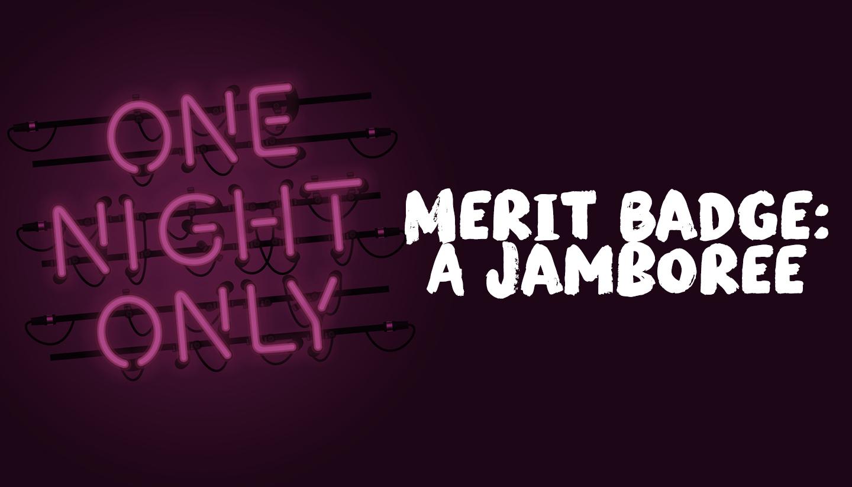 Merit Badge: A Jamboree