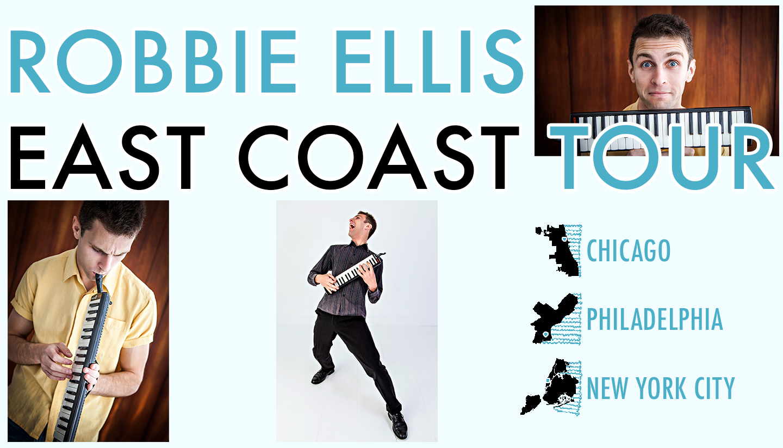 Robbie Ellis – East Coast Tour