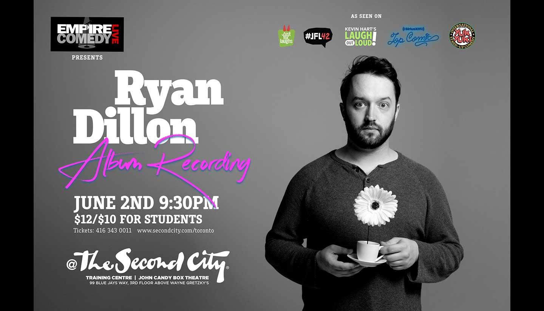 Ryan Dillon – An Album Recording