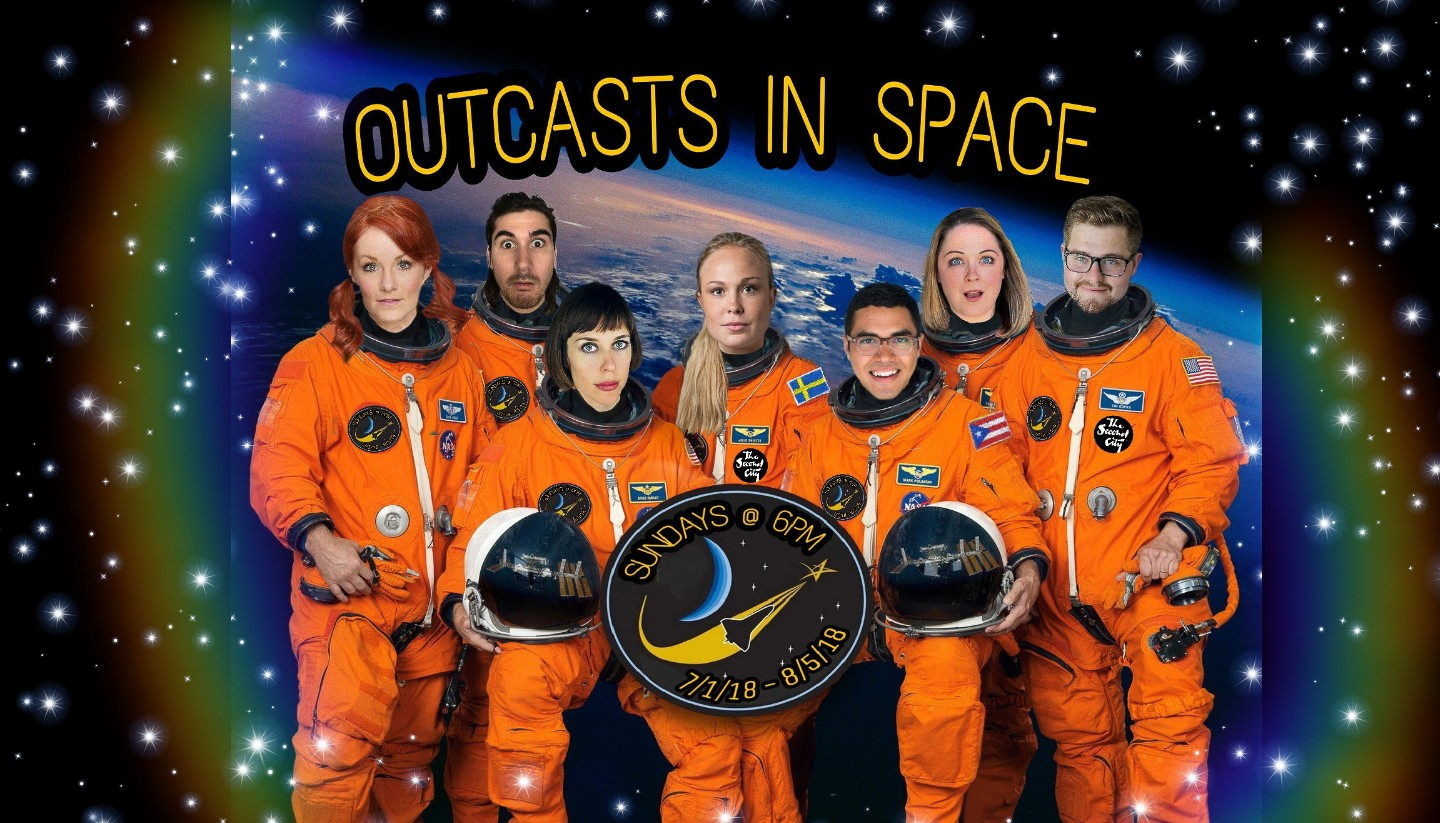 Outcasts in Space