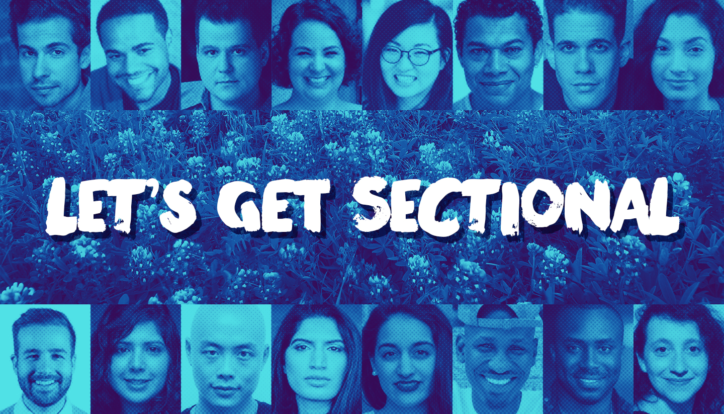 The Second City Diversity Fellowship presents: Let's Get Sectional