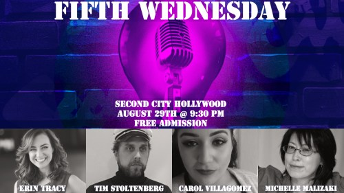 Fifth Wednesday Showcase