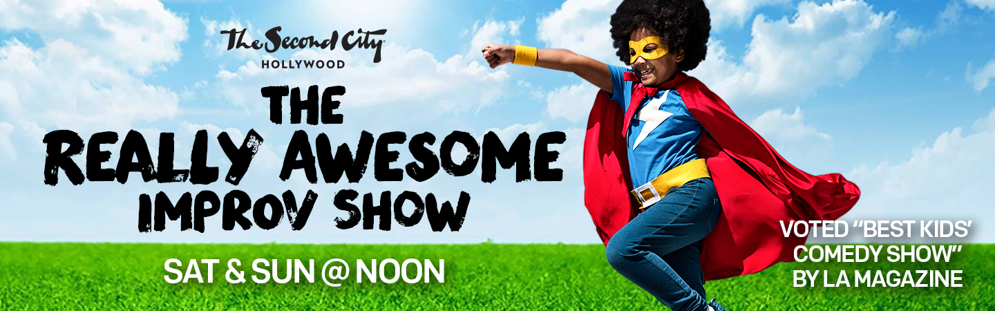 Book The Really Awesome Improv Show for Your Party!