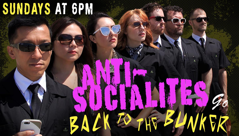 ANTI-SOCIALites