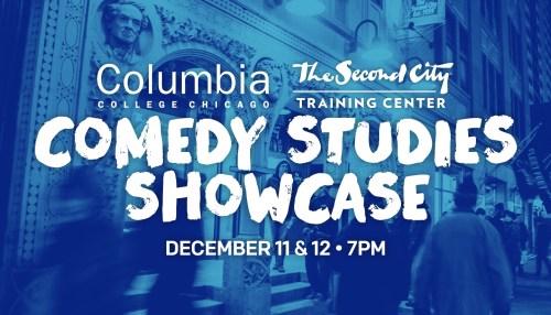 Comedy Studies Fall 2018 Showcase