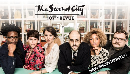 The Second City's New Mainstage Revue (#107)