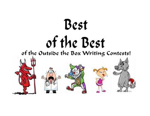 Best of the Best of the Outside of the Box Writing Contests!