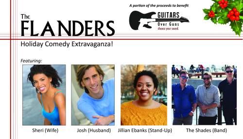 FLANDERS Holiday Comedy Extravaganza