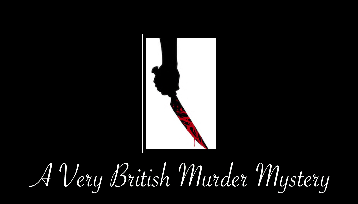 A Very British Murder Mystery