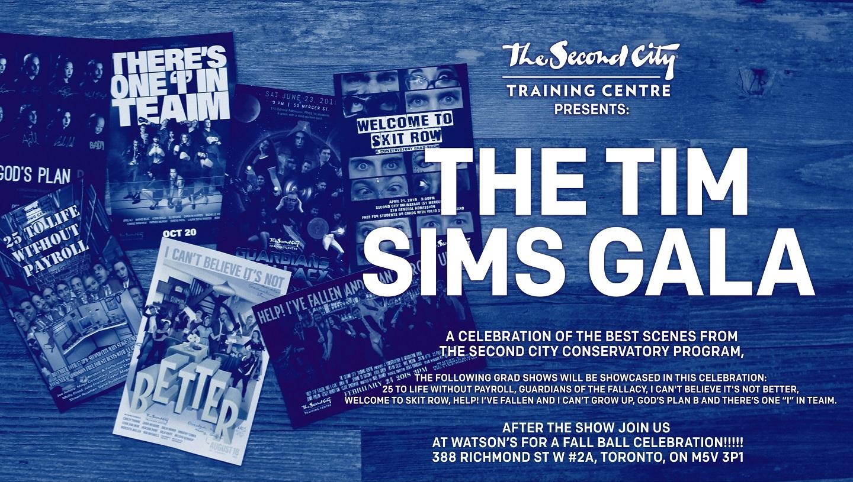 Tim Sims Gala