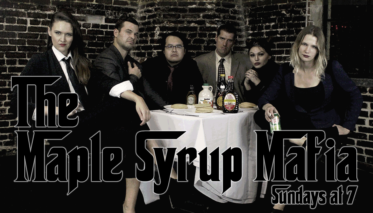 The Maple Syrup Mafia