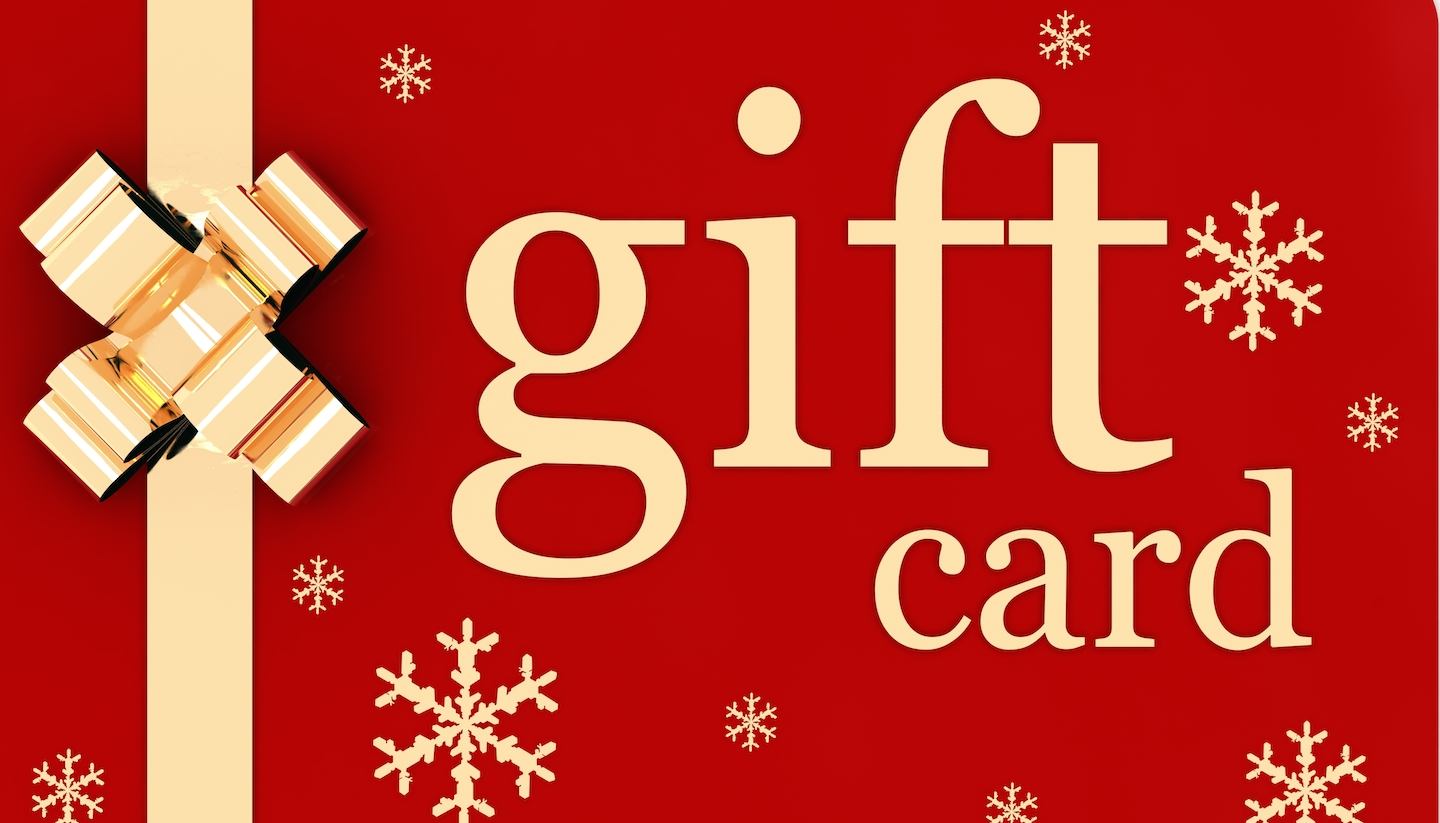 Gift Cards We All Wish Were Actually Viable Options to Receive This Year