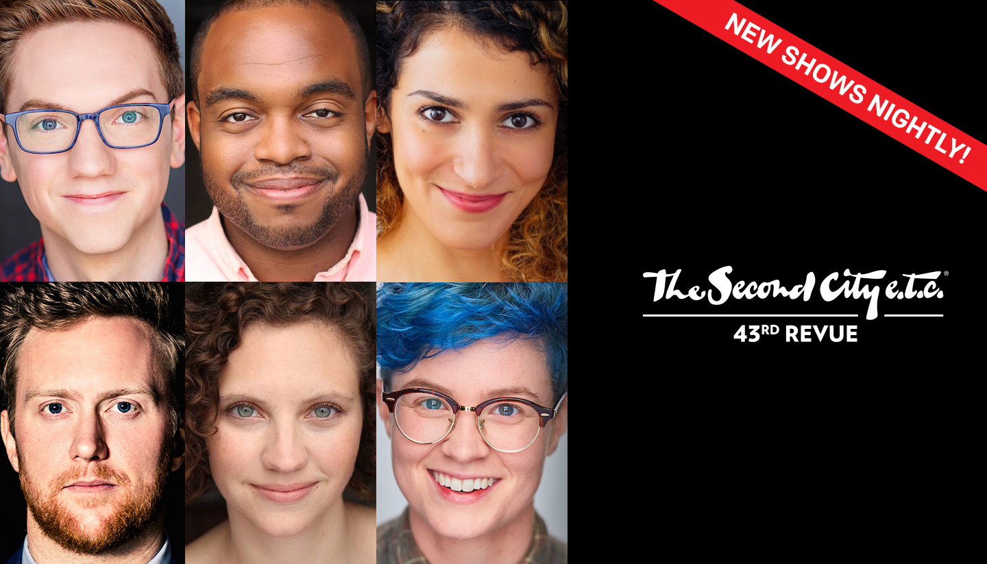 The Second City e.t.c.'s 43rd Revue