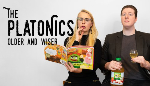 The Platonics: Older and Wiser