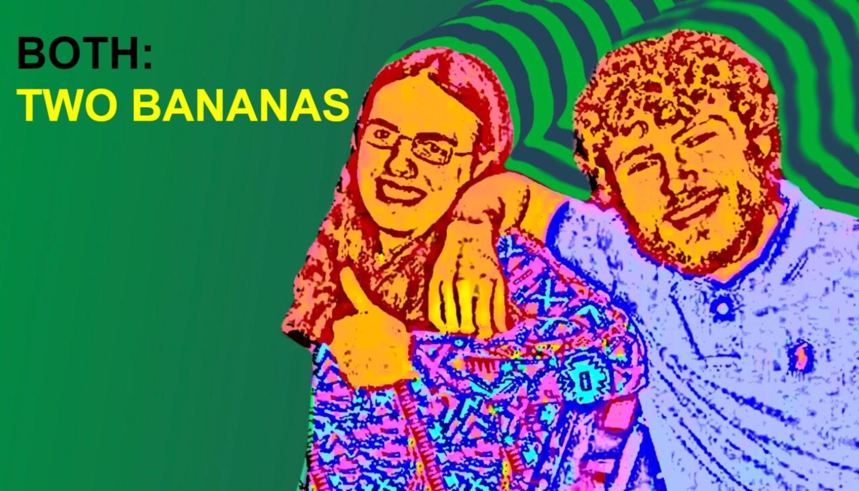 Both: Two Bananas
