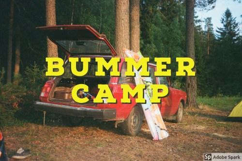 Bummer Camp