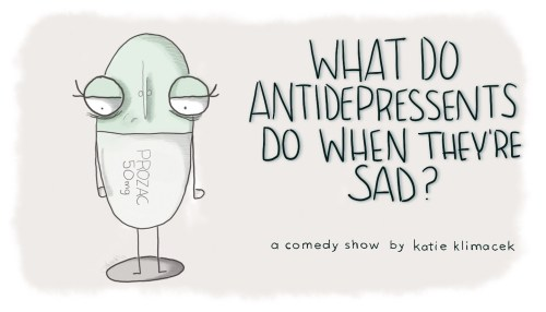 What Do Antidepressants Do When They're Sad