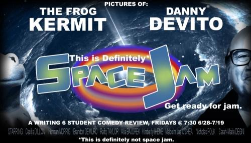 This is Definitely Space Jam
