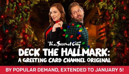Deck the Hallmark: A Greeting Card Channel Original