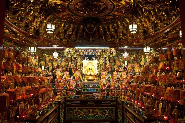 Matsu temple, Lukang