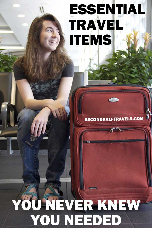Essential Travel Items You Never Knew You Needed for international trips