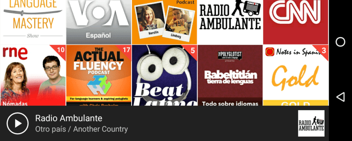 Top Spanish podcasts free