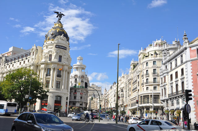 Gran Vía, Madrid - AIL Madrid reviews