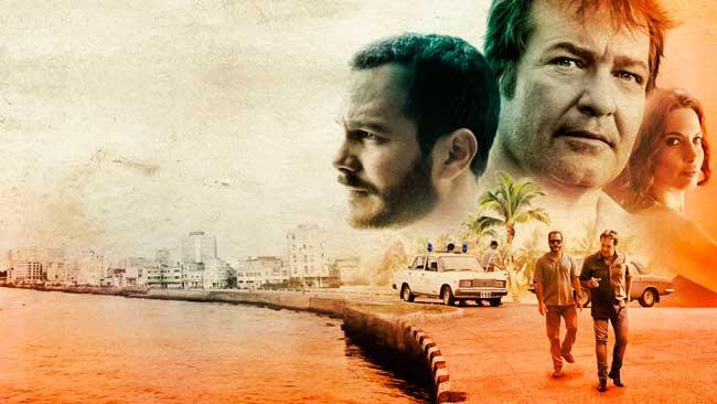 Cuisson Estaciones à La Havane - Netflix