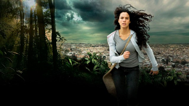 """Captivating Colombian novela """"La Niña"""""""