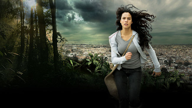 La Niña - Colombian Netflix series