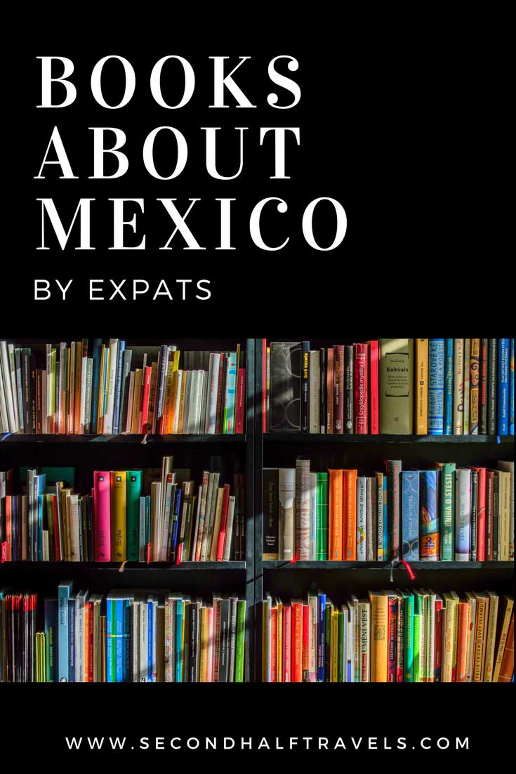 Best Books about Mexico by Expats