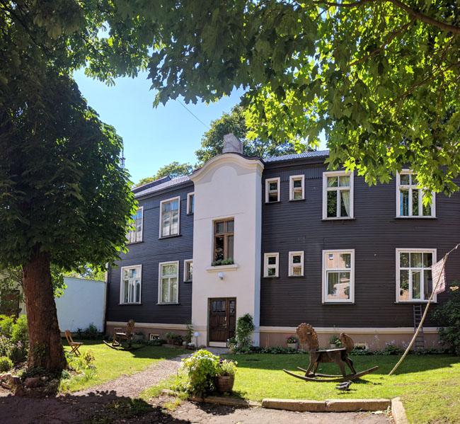 Airbnb, Riga - Baltic trip