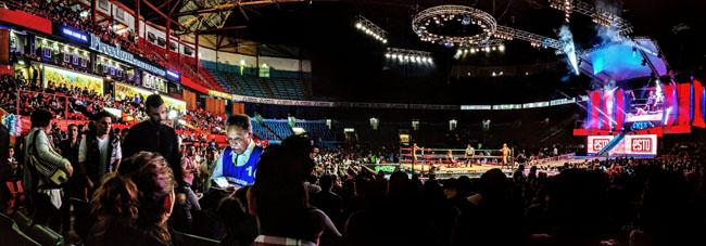 Lucha libre, Arena México, Mexico City